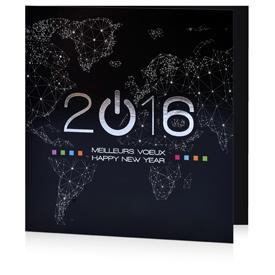Un modèle de carte 2016 entreprise Photosud…